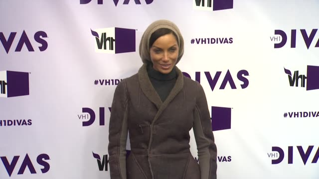 nicole murphy at vh1 divas 2012 on in los angeles ca - vh1 divas stock videos and b-roll footage
