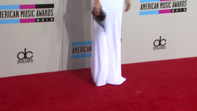 nicole richie at 2013 american music awards arrivals in los angeles ca - 2013 american music awards stock videos & royalty-free footage