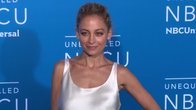 Nicole Richie at NBC Universal Networks Upfronts 2017 at Radio City Music Hall on May 15 2017 in New York City