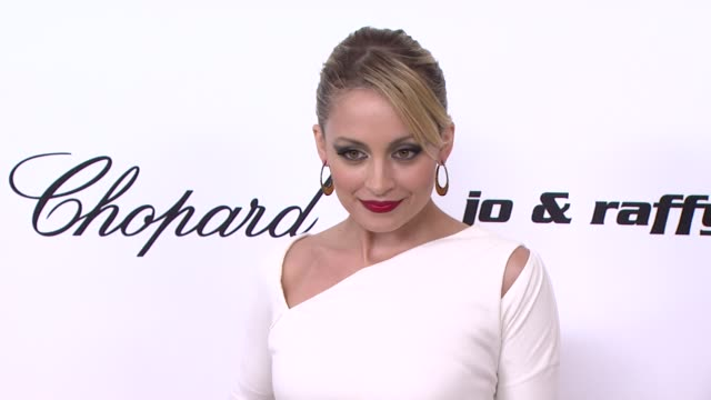 Nicole Richie at the 19th Annual Elton John AIDS Foundation Academy Awards Viewing Party Part 2 at West Hollywood CA