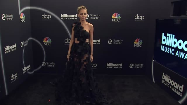 vidéos et rushes de nicole richie at the 2020 billboard music awards press room at dolby theatre on october 14 2020 in hollywood california - billboard music awards