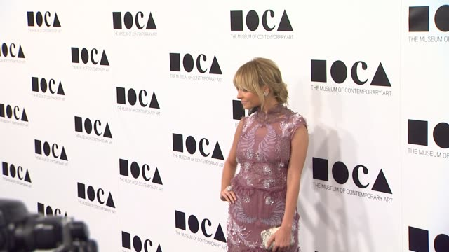 nicole richie at the the museum of contemporary art los angeles presents the annual moca gala at los angeles ca - los angeles museum of contemporary art stock videos and b-roll footage