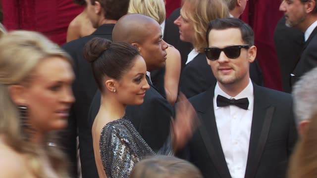 Nicole Richie Joel Madden at the 82nd Annual Academy Awards Arrivals at Hollywood CA