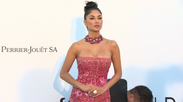 Nicole Scherzinger at amfAR Gala Cannes 2018 on May 17 2018 in Cap d'Antibes France