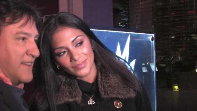 nicole scherzinger at boa in west hollywood at the celebrity sightings in los angeles at los angeles ca - nicole scherzinger stock videos and b-roll footage