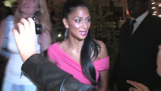 stockvideo's en b-roll-footage met nicole scherzinger at the 2010 entertainment weekly and women in film pre emmy party at the celebrity sightings in los angeles at los angeles ca. - pre emmy party