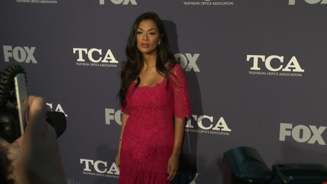 Nicole Scherzinger at the FOX Summer TCA 2018 AllStar Party at Soho House on August 02 2018 in West Hollywood California