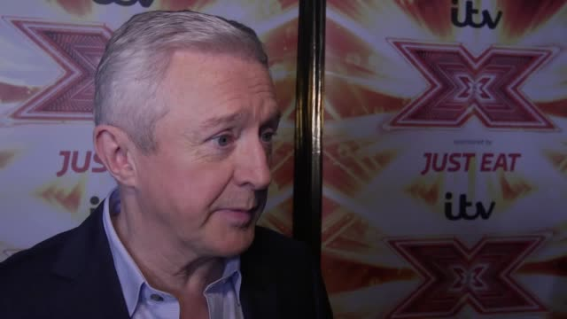 Nicole Scherzinger Louis Walsh and Dermot O'Leary attend the launch of this year's X Factor They talk about the new format of the show