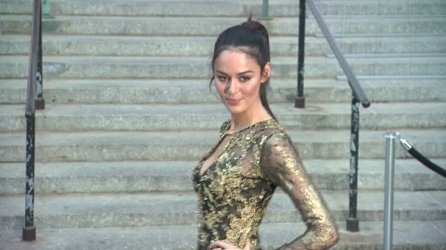 Nicole Trunfio at Vanity Fair Party 2012 Tribeca Film Festival on 4/17/2012 in New York NY United States