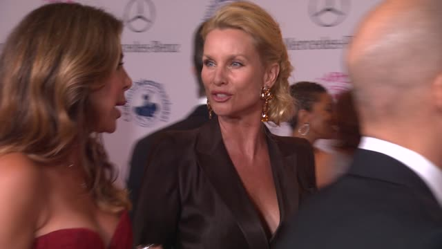 Nicollette Sheridan at 26th Anniversary Carousel of Hope Ball on in Beverly Hills CA