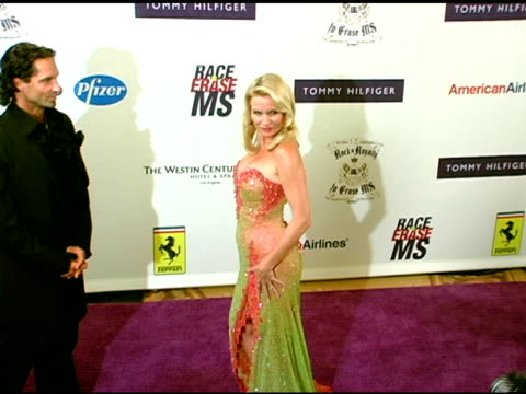 Nicollette Sheridan at the 12th Annual Race to Erase MS Themed Rock and Royalty To Erase MS on April 22 2005