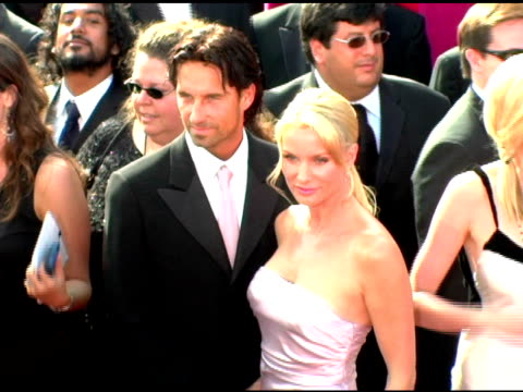 Nicollette Sheridan at the 2005 Emmy Awards at the Shrine Auditorium in Los Angeles California on September 18 2005
