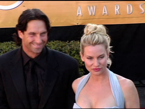 Nicollette Sheridan at the 2005 Screen Actors Guild SAG Awards Arrivals at the Shrine Auditorium in Los Angeles California on February 5 2005