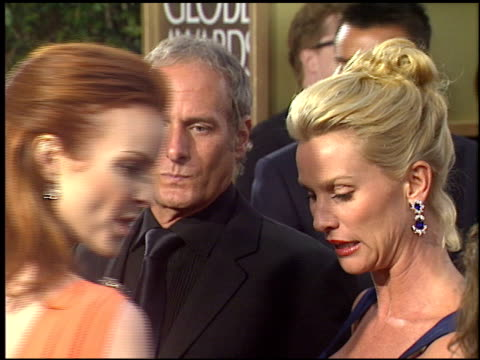 Nicollette Sheridan at the 2006 Golden Globe Awards at the Beverly Hilton in Beverly Hills California on January 16 2006