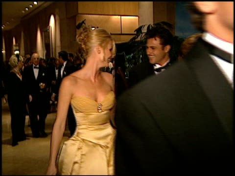 Nicollette Sheridan at the Carousel of Hope Gala at the Beverly Hilton in Beverly Hills California on October 25 1996