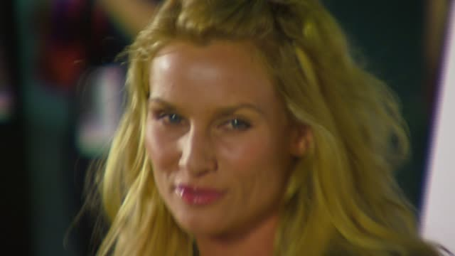 nicollette sheridan at the tristar pictures presents 'running with scissors' los angeles premiere at academy of motion picture arts sciences in... - tristar pictures stock videos and b-roll footage