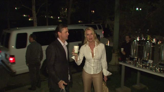 vídeos de stock e filmes b-roll de nicollette sheridan on the event at the us launch event for new lotus cars at los angeles ca - nicollette sheridan