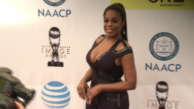 Niecy Nash at 48th NAACP Image Awards at Pasadena Civic Auditorium on February 11 2017 in Pasadena California