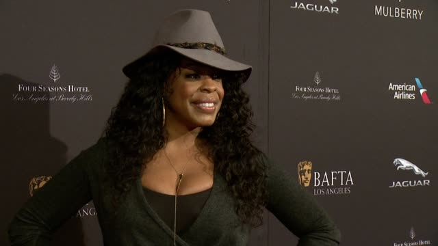 Niecy Nash at the 2015 BAFTA Los Angeles Tea Party at The Four Seasons Hotel on January 10 2015 in Beverly Hills California