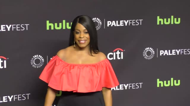 Niecy Nash at The Paley Center for Media 'Scream Queens' presentation at PaleyFest LA at the Dolby Theatre in Hollywood at Celebrity Sightings in Los...