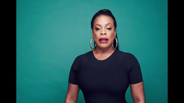 Niecy Nash of Turner Networks 'TNT TBS's Leading Women of Comedy and Drama' poses for a gif during the 2017 Summer Television Critics Association...