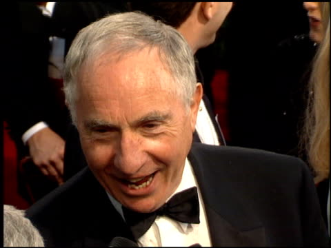 Nigel Hawthorne at the 1995 Academy Awards Arrivals at the Shrine Auditorium in Los Angeles California on March 27 1995