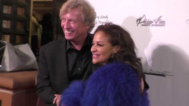nigel lythgoe debbie allen at the wallis annenberg center for the performing arts presents us premiere of debbie allen's freeze frame in beverly... - debbie allen stock videos & royalty-free footage