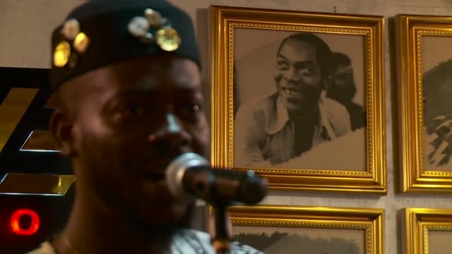 Nigerian musical legend Fela Kuti died 20 years ago but his popularity and reputation continue to inspire musicians at home and around the world