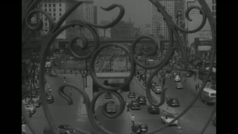 night, cars arrive outside theater / two shots of sao paulo street seen through decorative wrought iron / three shots portion of skyline seen from... - median nerve stock videos & royalty-free footage