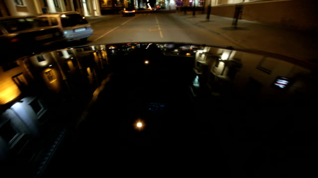 night city in a glass roof - hd 25 fps stock videos & royalty-free footage
