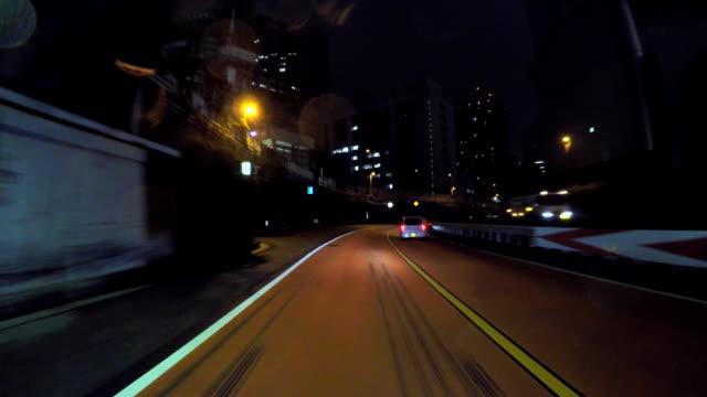 Nacht rijden -4 K-