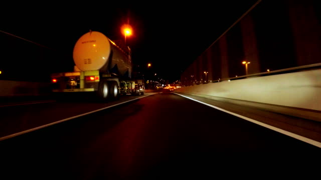 Night driving -4K-
