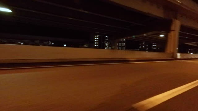 night driving - side view -4k- - plusphoto stock videos & royalty-free footage