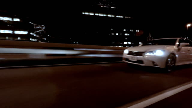 night driving - side view -4k- - side view stock videos & royalty-free footage