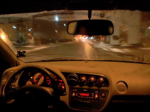 NTSC: Night Driving