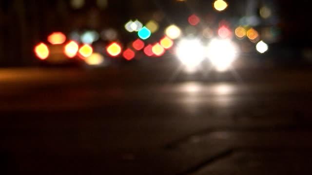 stockvideo's en b-roll-footage met night lights - west europa