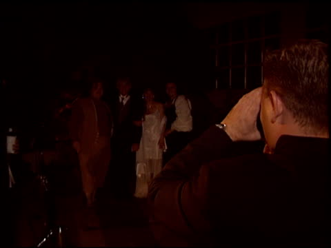 stockvideo's en b-roll-footage met night of 100 stars oscar gala 2 of 2 at the night of 100 stars oscar gala at the beverly hilton in beverly hills, california on february 29, 2004. - 76e jaarlijkse academy awards