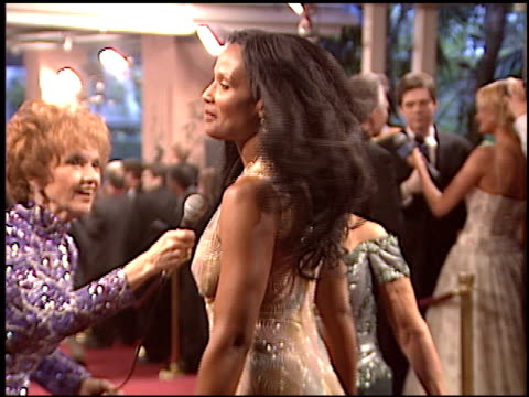 night of 100 stars oscar gala 2 of 2 at the night of 100 stars oscar gala at the beverly hilton in beverly hills california on february 29 2004 - 76th annual academy awards stock videos & royalty-free footage