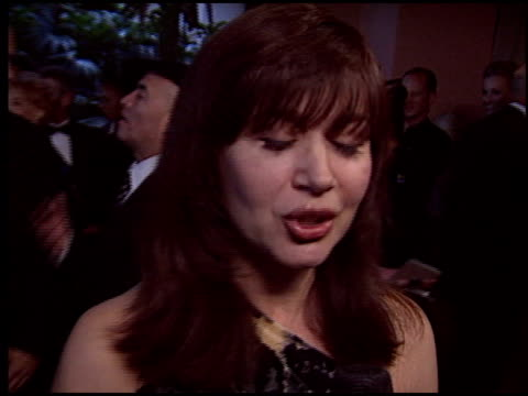 stockvideo's en b-roll-footage met night of 100 stars oscar party 2005 1 of 2 at the 2005 night of 100 stars oscar party at the beverly hilton in beverly hills, california on february... - 77e jaarlijkse academy awards