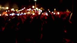 Night Outdoor Music Festivals