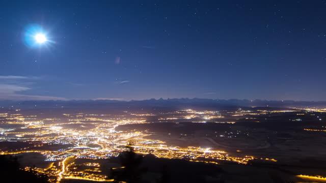 night over city