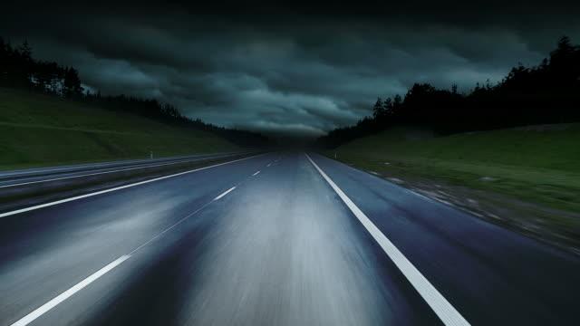 night road HD