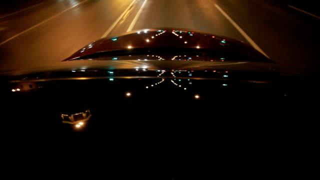 Di notte road