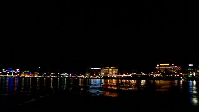 Nacht Segeln auf dem Genfer See