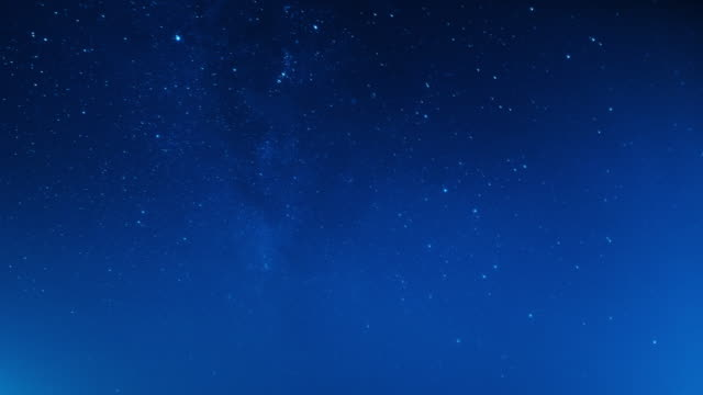 night sky and stars. time lapse video - dusk stock videos & royalty-free footage