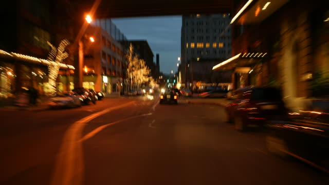 night traffic in the city - unknown gender stock videos & royalty-free footage