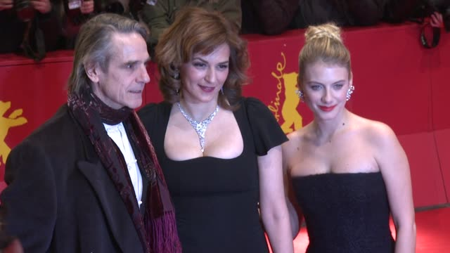 CLEAN 'Night Train to Lisbon' Premiere 63rd Berlinale International Film Festival at Berlinale Palast on February 13 2013 in Berlin Federal Republic...