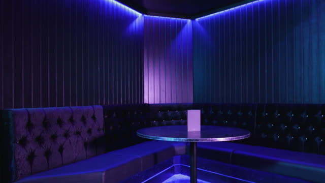 nightclub table - lobby stock videos & royalty-free footage