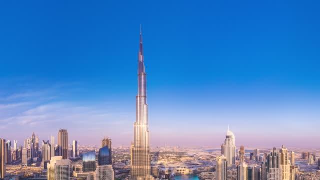 Nightfall - Downtown Dubai