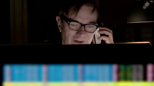 Nightworking telefoon